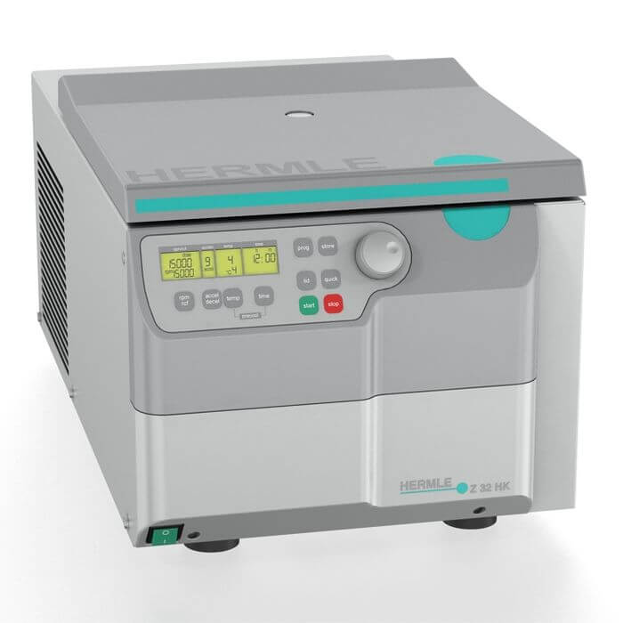 High-Speed Centrifuges